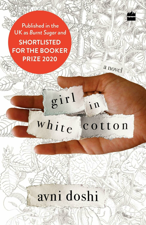 Girl in White Cotton (Burnt Sugar)