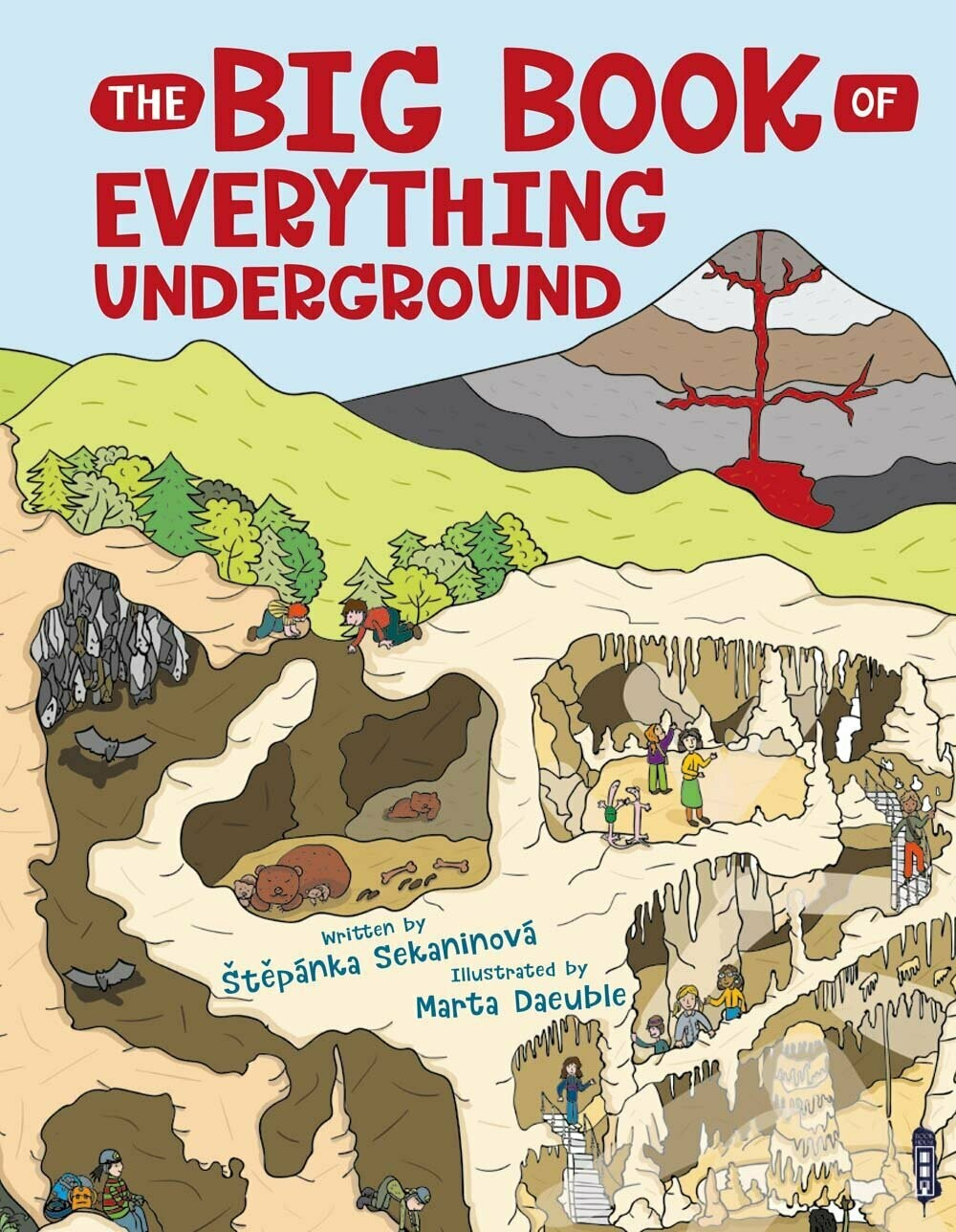 The Big Book Of The Underground