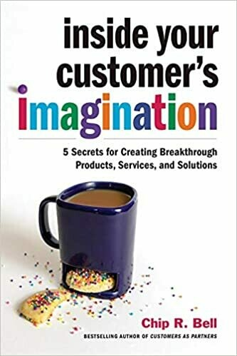 Inside Your Customer's Imagination : 5 Secrets for Creating Breakthrough Products, Services, and Solutions