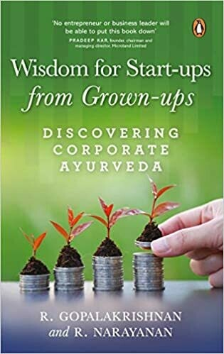 Wisdom for Start-ups from Grown-ups
