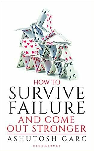 How to Survive Failure and Come out Stronge