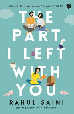 The Part I Left with You