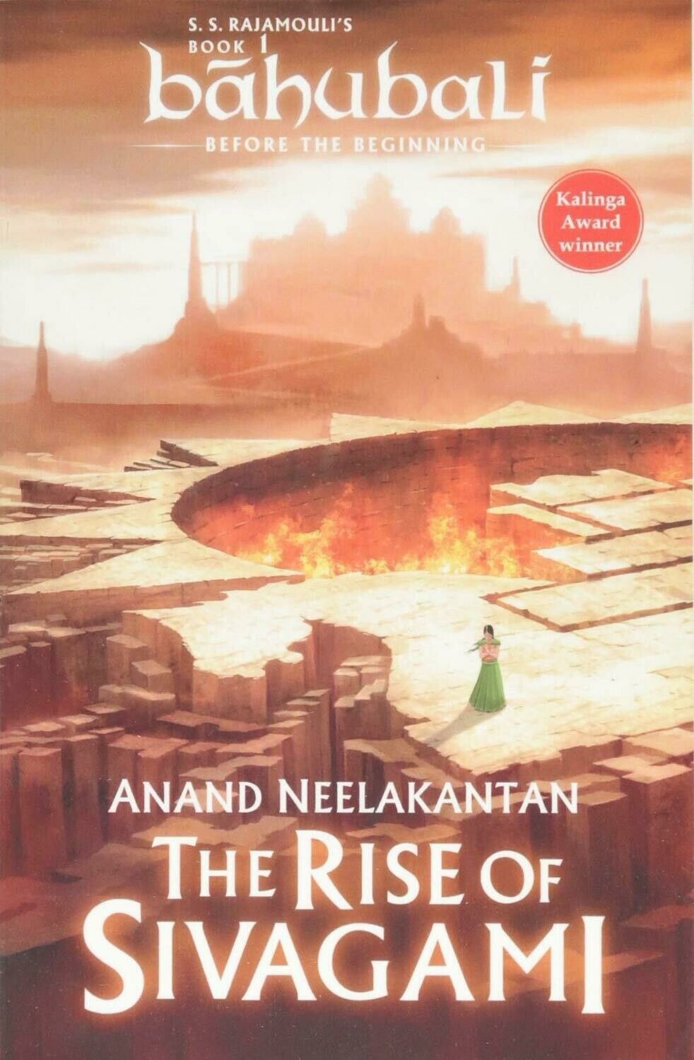 The Rise of Sivagami: 1