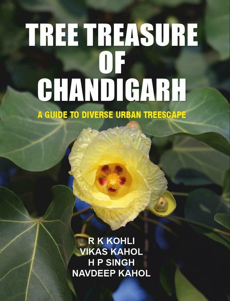 TREE TREASURE OF CHANDIGARH