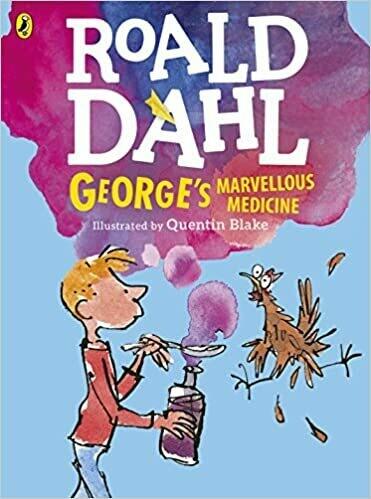 George's Marvellous Medicine  (Dahl Colour Edition)
