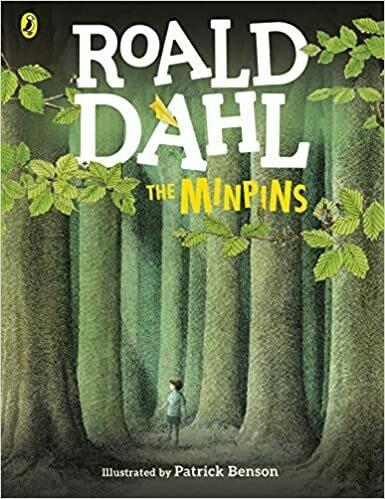 The Minpins (Dahl Colour Illustrated)