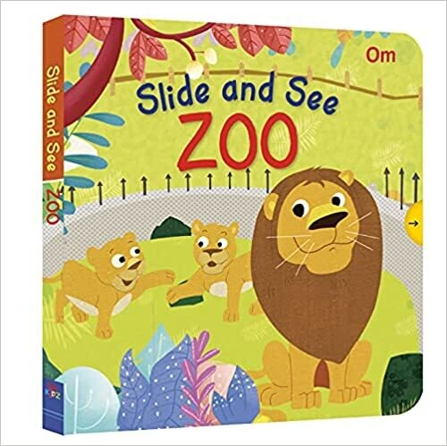 Slide and See : Zoo
