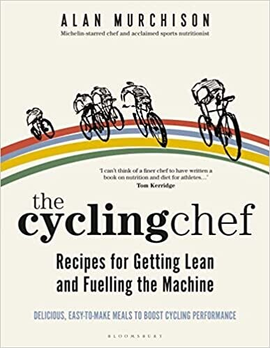 The Cycling Chef: Recipes for Getting Lean and Fuelling the Machine