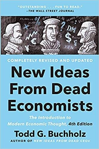 New Ideas from Dead Economists: The Introduction to Modern Economic