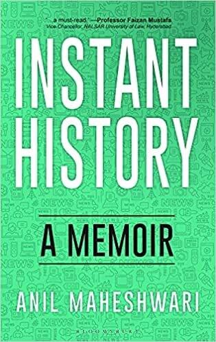 Instant History : A Memoir