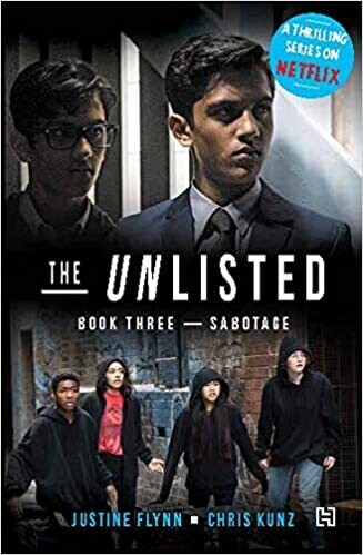 The Unlisted Series: Book Three - Sabotage