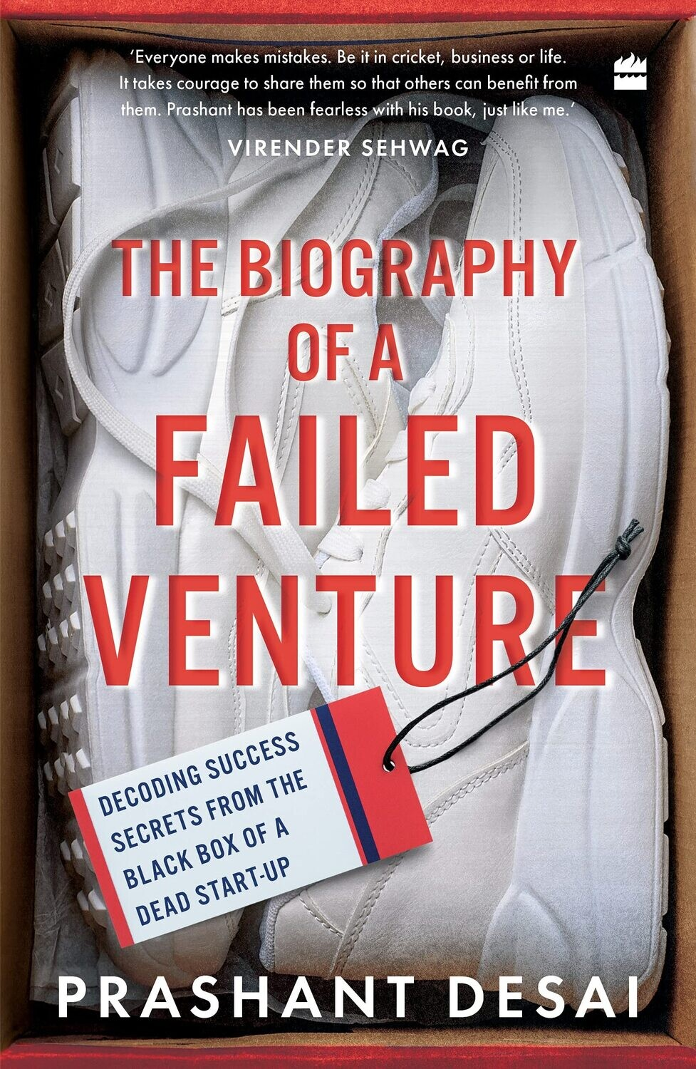 The Biography of a Failed Venture: Decoding Success Secrets from the Blackbox of a Dead Start-Up