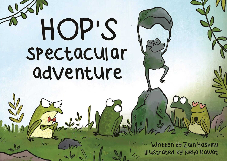 HOP'S Spectacular Adventure