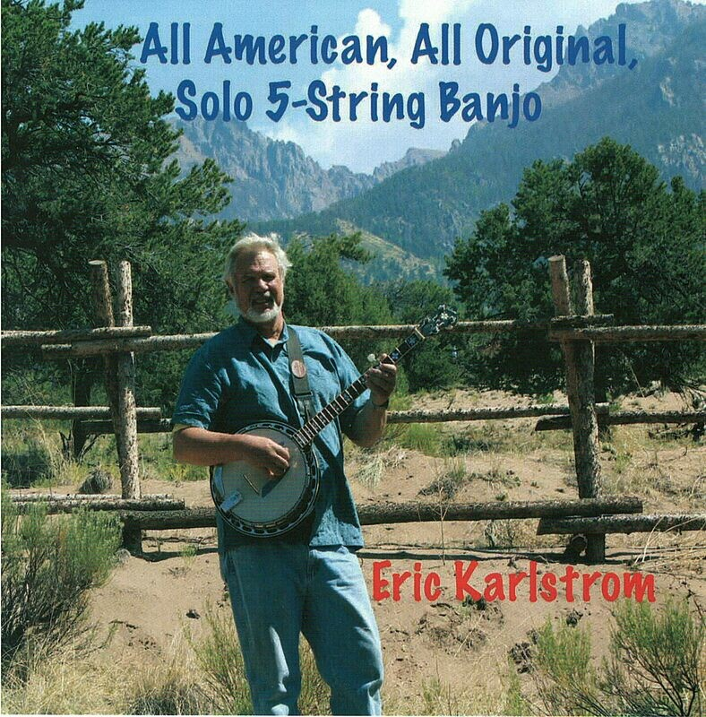 All American, All Original*, Solo 5-String Banjo