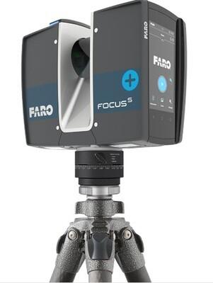 FARO 3D Laser Scanner S350 - Weekly Rental