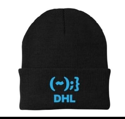 DHL (~);} beanie