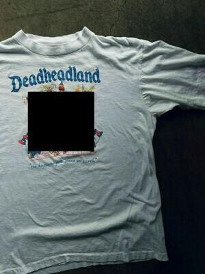 Deadheadland t-shirt (classic) | May 2021 order