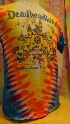DHL Classic T-shirt TIE DYE (Fall 2021 Pre-order)
