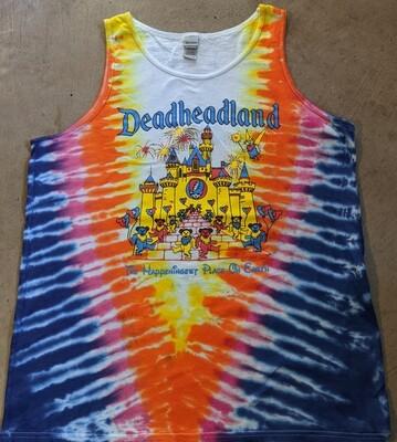 NEW Deadheadland Tie Dye Tank | May 2021 pre-order