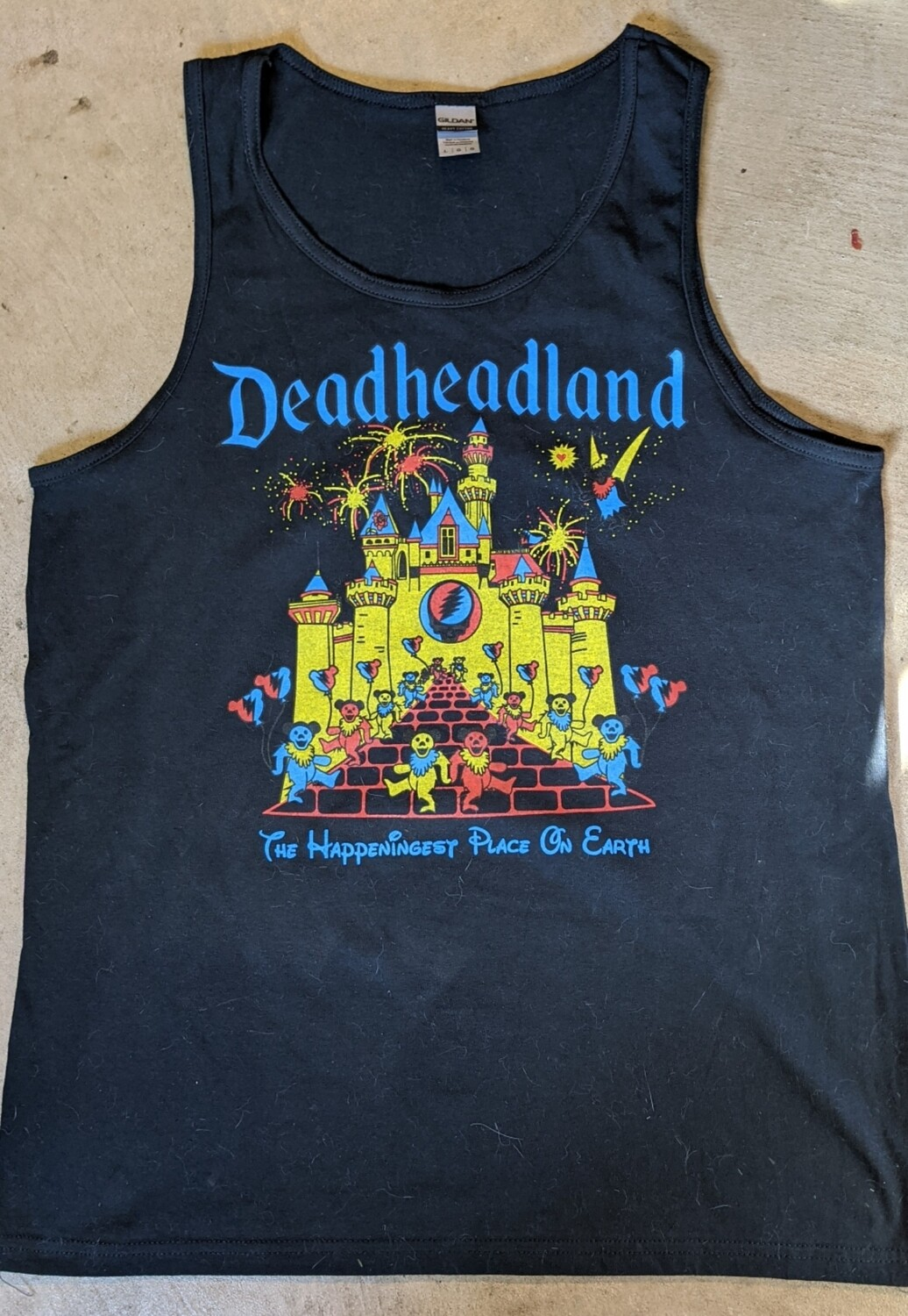 NEW Deadheadland Tank | May 2021 pre-order