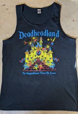 NEW Deadheadland Tank | May 2021 pre-order