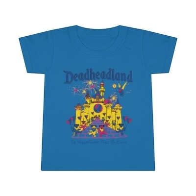 Toddler Deadheadland T-Shirts