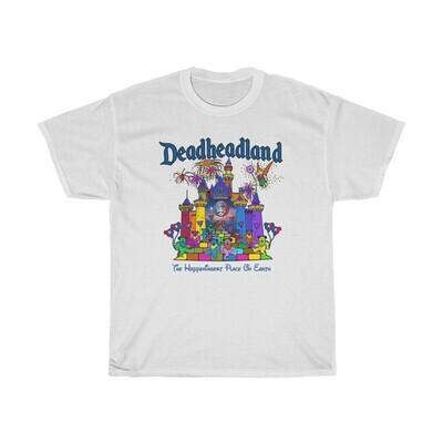 New Deadheadland Earth t-shirt | August 2021