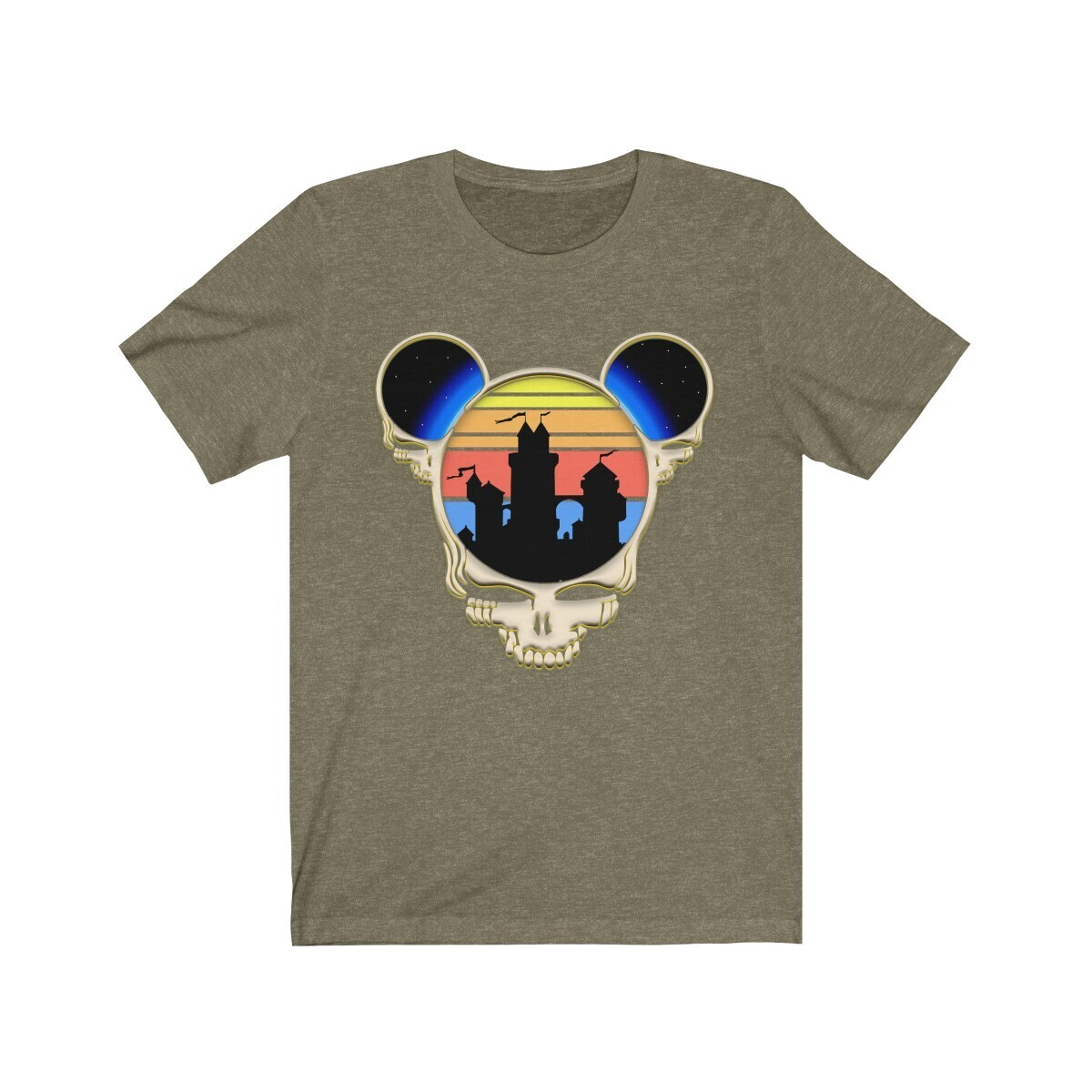 Steal Your Ears    Bella-Canvas Unisex shirt   August 2021 Light Colors