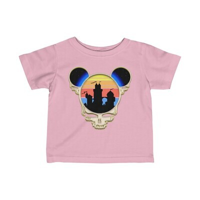 Infant T-shirt: Steal Your Ears (light colors)