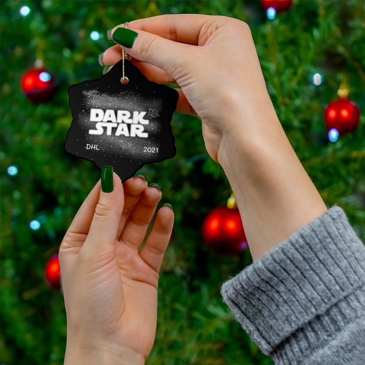 2021 Deadheadland Ornaments #5 -  Dark Star
