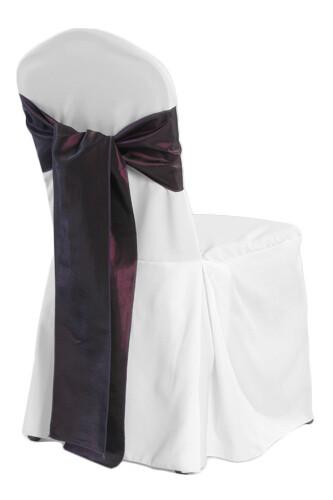 Elite Banquet Chair Cover Rentals - 2/Pleat