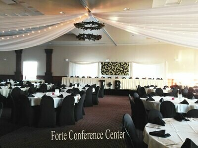 Italian Lighting - Forte Conference Center - Des Moines, Iowa