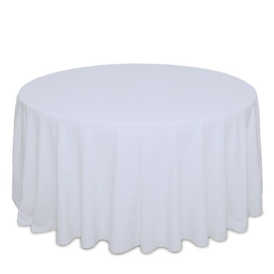 White Tablecloth Rentals - Cottoneze