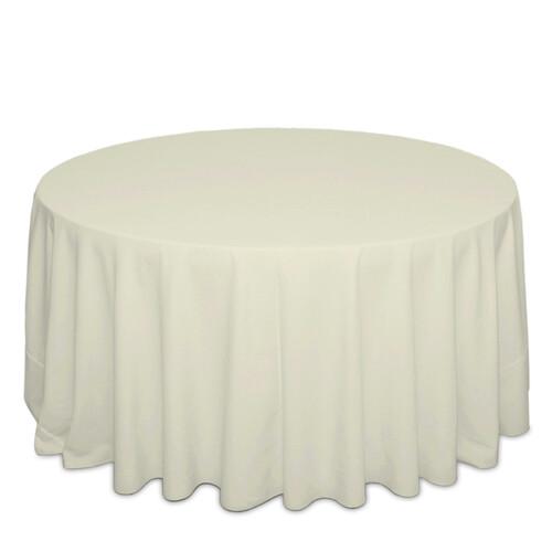 Ivory Tablecloth Rentals - Cottoneze