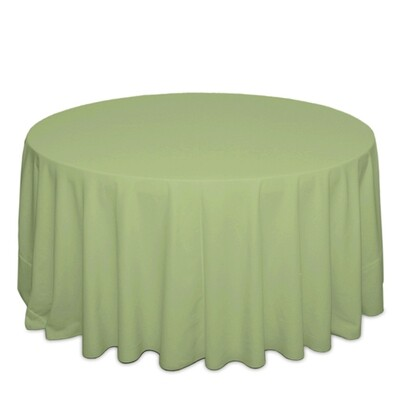 Celedon Tablecloth Rentals - Polyester