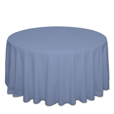 Periwinkle Tablecloth Rentals - Polyester