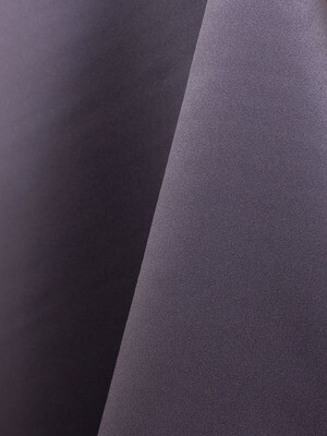 Grape Lamour Matte Satin Table Cloth Rentals