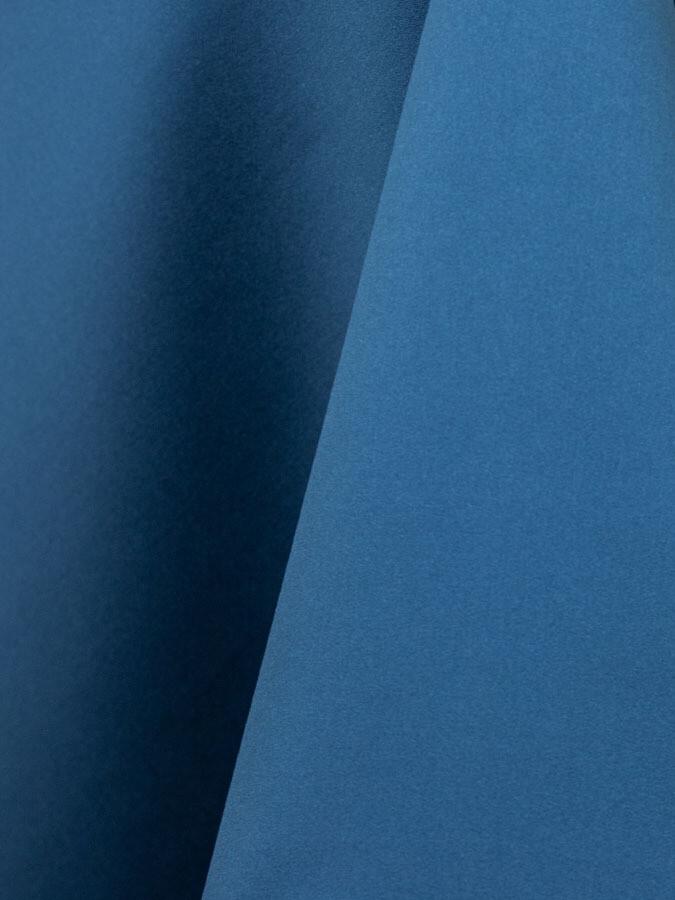Azure Lamour Matte Satin Table Cloth Rentals