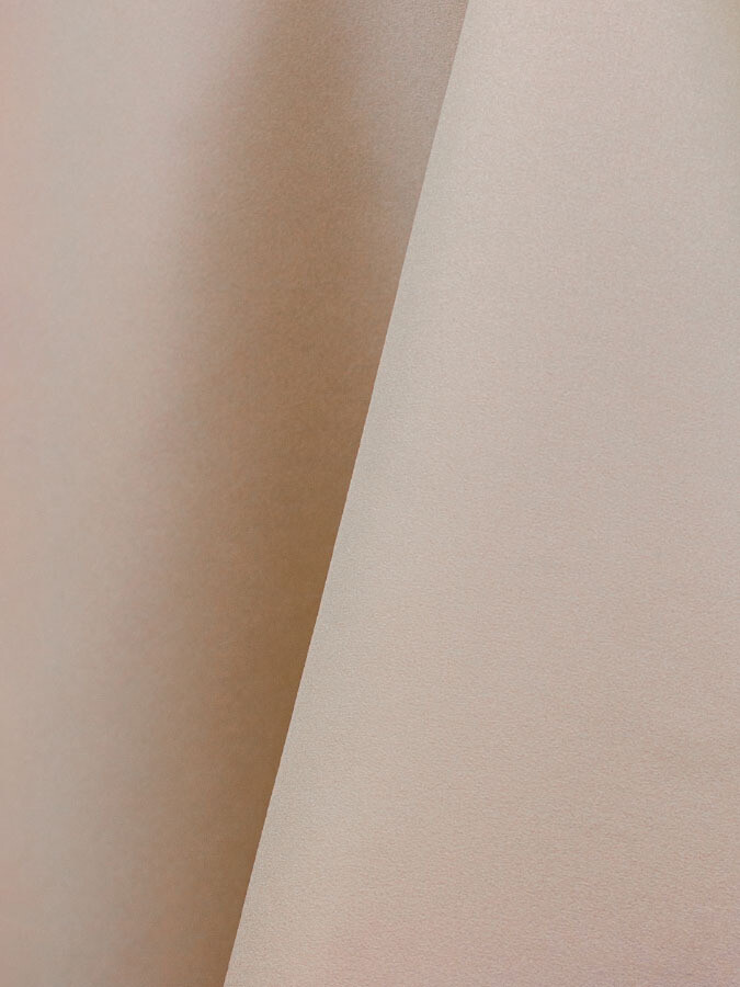 Champagne Lamour Matte Satin Table Cloth Rentals