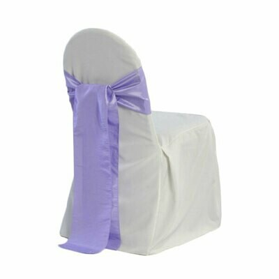 Ivory Banquet Chair Cover Rentals - B#3