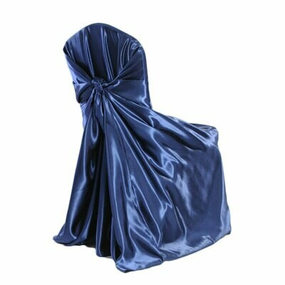 Navy Universal Chair Covers