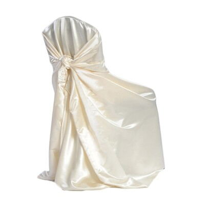 Ivory Universal Chair Covers