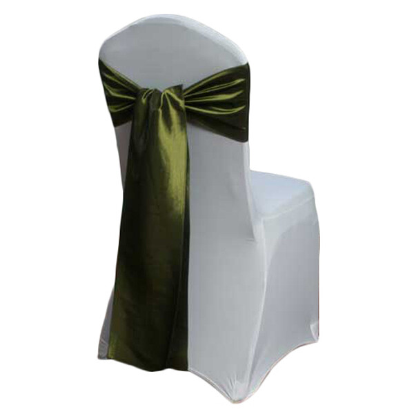 Fern Chair Sash Rental - Taffeta