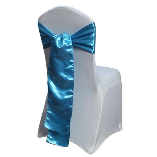 Malibu Satin Chair Sashes