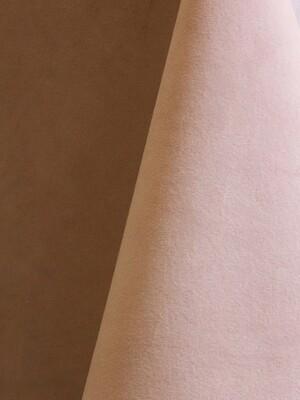 Blush Velvet Tablecloths Rentals