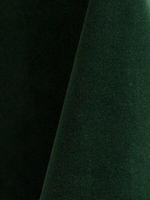 Hunter Green Velvet Table Runner Rentals