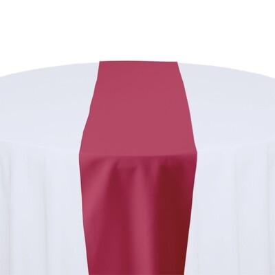 Fuchsia Table Runner Rentals - Polyester