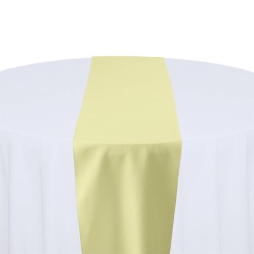 Maize Table Runner Rentals - Polyester