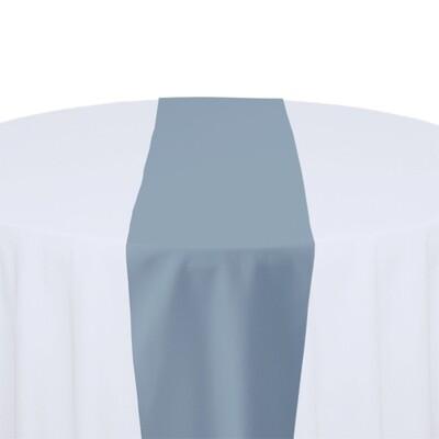 Slate Table Runner Rentals - Polyester