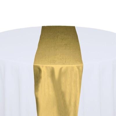 Canary Table Runner Rentals - Taffeta